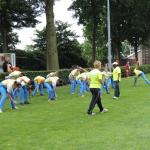 Wedstrijd Bergen op Zoom 2014
